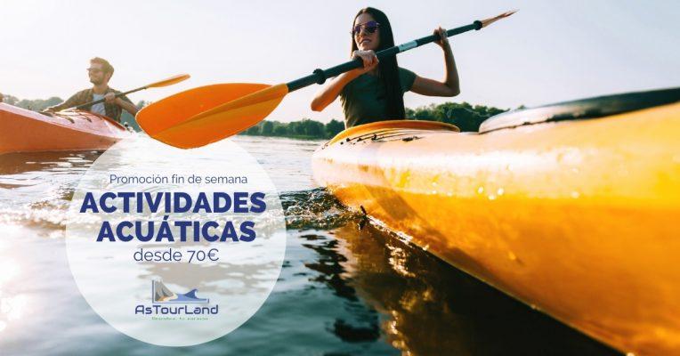 promo actividades acuaticas